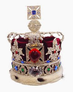 The British Imperial State Crown is the most magnificent of all the Crown Regalia. It was made in 1838 for the coronation of Queen Victoria, and then altered for the coronation of George VI in 1937 and Elizabeth II in It replaced the crown of St. British Crown Jewels, Royal Crown Jewels, Royal Crowns, Royal Tiaras, Royal Jewelry, Tiaras And Crowns, Beaded Jewelry, Gems Jewelry, Bling Jewelry