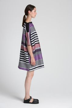 Aya dress stripes3