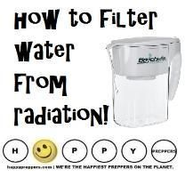 Do you have a radiation filter for your water? http://happypreppers.com/seychelle.html #preppertalk #UrbanSurvivalPrep