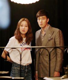 Master's Sun Gong Hyo Jin & So Ji Sub
