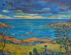David Sandum - The Bay