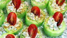 Op zoek naar heerlijke fingerfood hapjes ideetjes? Bekijk hier een aantal hele FRISSE recepten! - Zelfmaak ideetjes