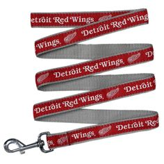 2950978c4 Detroit Red Wings Pet Leash by Pets First. Hockey Gear ...