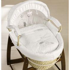 Starry Night Winnie the Pooh Moses Basket - Babies R Us - Britain's greatest toy store