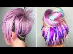15 The Most Beautiful Hairstyles Compilation Tutorial | 2017 - YouTube