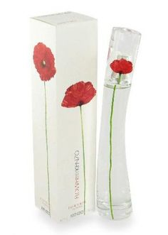 Flower by Kenzo Kenzo. arma violet, gentle wild hawthorne, cassis and Bulgarian rose. Its powdery note is composed of voluptuous vanilla, white musk and opoponax with a gentle woody touch.
