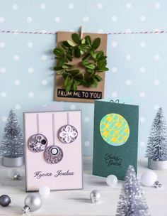 kuva Christmas Cards, Diy, Hipster Stuff, Christmas E Cards, Bricolage, Xmas Cards, Do It Yourself, Christmas Letters, Homemade