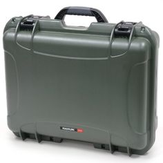 Nanuk 930 Hard Case with Padded Divider (Olive) ** To view further for this item, visit the image link.