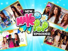 make it pop nickelodeon - Google Search Smart Girls, Cute Girls, Cool Pops, Dance Moves, Tvs, Erika, Good Music, Cute Couples, The Help