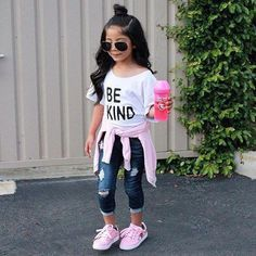 Pin by brenda 👑 on kim baby girl fashion, toddler girl outfi Stylish Baby Girls, Cute Little Girls Outfits, Trendy Baby Boy Clothes, Boys Clothes Style, Kids Outfits Girls, Little Girl Fashion, Toddler Girl Outfits, Toddler Fashion, Boy Outfits