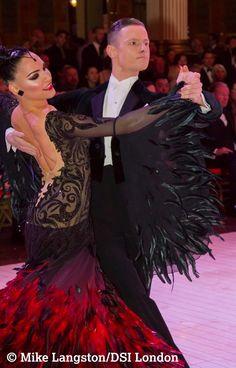 Stanislav Zelianin and Irina Cherepenova - Blackpool Dance Festival Professional Ballroom June 2016