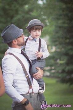 Baba Oğul Kıyafet Modelleri