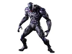 Marvel Comics Variant Play Arts Kai Figure - Venom - Anime Etc - 1