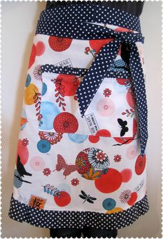 Cafe Apron PDF Pattern by claireturpindesign on Etsy, $8.00