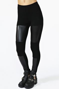 Slow Ride Moto Leggings