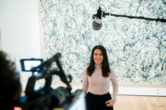 A Piece of Work - Hosted  by Abbi Jacobson. A podcast hosted by Broad City's Abbi Jacobson, is everything you wanted to know about modern and contemporary art but were afraid to ask. A bicycle wheel attached to a stool; a giant canvas splattered with paint; dozens of soup cans...for many museum visitors, works like these prompt a ton of questions. In this 10-episode podcast, Abbi looks for answers in lively conversations with curators, artists, and some friends, including Hannibal Bure...
