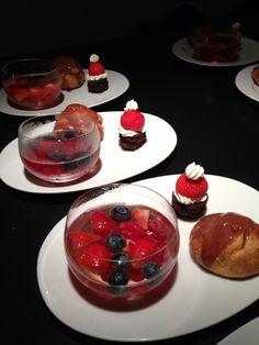 Kerst 15 dessertbord