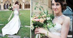 Amazing bouquet by Jo Flowers Wedding Flowers & Event Floristy. The woman is a legend.