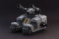 https://flic.kr/p/kyLVuC   Gremlin Tank.   Eleventh entry for my Iron Builder with Gilcelio using the Curved 4 x 1 Double No Studs. Time is short Gil, I'm sending in my Gremlins!