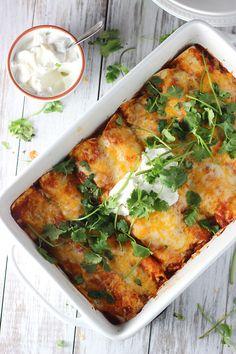 Classic-Chicken-Enchiladas-4