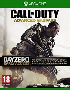 Call Of Duty: Advanced Warfare - Standard Edition - Xbox 360 (Compatible met Xbox One) Latest Video Games, Video Games Xbox, Xbox 360 Games, Ps4, Playstation, Call Of Duty, Arsenal, Instant Gaming, Activision Blizzard