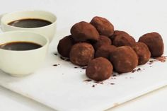 Video: How to make chocolate truffles