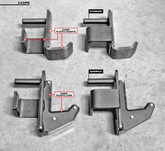 "RM-3 Monster Rack - 3x3"" Steel Tubing - Rogue Fitness"