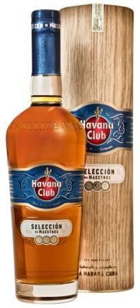 Medalla de plata para el ron Havana Club Selección de Maestros