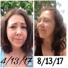 Thank you Katrina for sharing your Monat story! I just want to cry with happiness right now! I knew my hair was bad, but I didn't know it was horrendous! Look at this change! I used the IRT shampoo/conditioner, Rejuvabeads (as soon as it came out) for first 3 months....now I'm using IRT/Renew, Smoothing and Rejuvabeads!