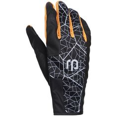 Glove Speed Synthetic | Dahlie High Intensity Training, Team Wear, Velcro Straps, Mitten Gloves, Suede Leather, Snug, Women Accessories, Products, Dahlias