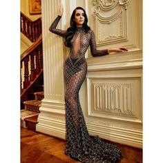 Charbel Zoe Couture F/W 2015