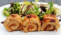 Gefülltes Schweinefilet mit rotem Pesto |www.foodundglut.de