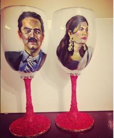 glass painting @amazing price