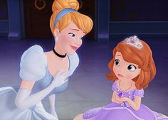 """I love Disney Princesses and can't wait for next week! Say hello to """"Sofia the First: Once Upon A Princess!, ET/PT) on Disney Channel and… Walt Disney, Disney Art, Disney Movies, Disney Pixar, Disney Characters, Disney Princesses And Princes, Disney Princess Cinderella, Sailor Princess, Princess Music"""