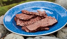 Spicy Teriyaki Elk Jerky quickest way to a great hunters heart... and lower!