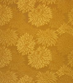 Home Decor 8''x 8'' Fabric Swatch-Upholstery Fabric Barrow M8547-5261 Ginger