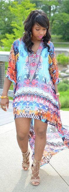 Beach Wear, Summer Outfit, Summer Dress