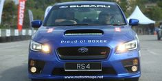No new fun 6-speed manual for 2015 WRX fans in Malaysia