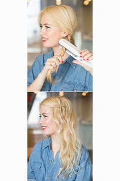Fun and unusual ways to cut down on styling time.
