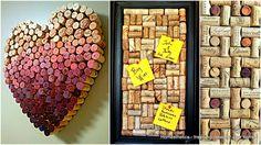 cork board ideas office