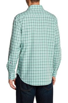 Robert Graham Centerfold Long Sleeve Classic Fit Shirt