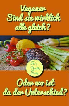 Ist Vegan nun gesund oder ungesund? Gibt es Unterschied bei den Veganern? Finde es in meinem neusten Artikel heraus :-) Klicke hier!