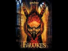 Harry Potter and the Chamber of Secrets Soundtrack Fawkes the Phoenix. Theme from my favorite HP movie. Arte Do Harry Potter, Always Harry Potter, Harry Potter Books, Harry Potter World, Chamber Of Secrets, Albus Dumbledore, Severus Snape, Draco Malfoy, Mischief Managed