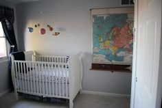 Hudson's View of the World — My Room
