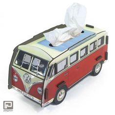 Meer informatie over Werkhaus Tissue box Volkswagen bus bij Paagman Den Haag