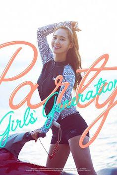 "Girls' Generation Reveal ""Party"" Teaser Images For Yoona and Yuri Sooyoung, Snsd, Seohyun, Yuri Girls Generation, Girl's Generation, 1 Girl, Girl Day, South Korean Girls, Korean Girl Groups"