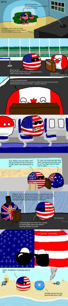 America Searches for True Freedom