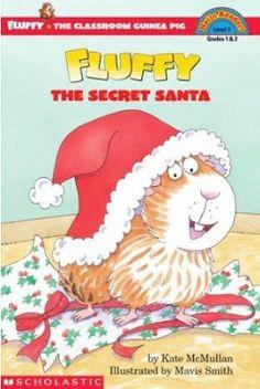 Classroom Freebies Too: Fluffy the Secret Santa - Main Idea
