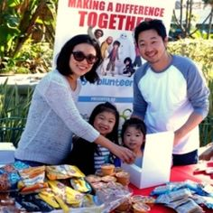 Family Volunteer Day  November 2015