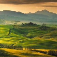 Photograph The Tuscan Land... by Pawel Kucharski on 500px